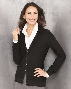 Van Heusen 13VS007 - Womens Cardigan Sweater