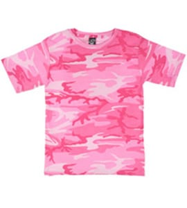 Code Five 2206 - Youth Camouflage T-Shirt
