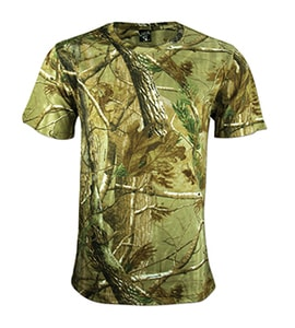 Code Five 3980 - Realtree Adult Camouflage Short Sleeve T-Shirt