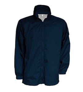 Kariban K687 - Adult Eagle Jersey-Lined Windbreaker