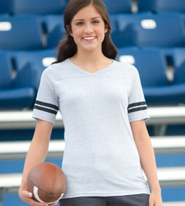 Soffe 239V - Juniors Football Tee