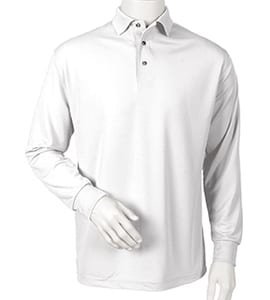 Paragon 110 - Mens Long Sleeve Performance Polo