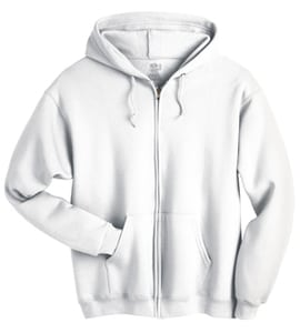 Fruit of the Loom 82230 - Supercotton Adult Full-Zip Hooded Sweatshirt