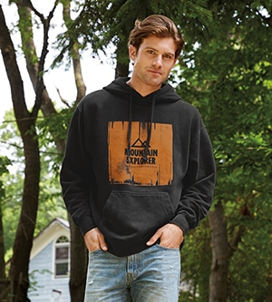 Comfort Colors 1567 - Adult Fleece Pullover Hood