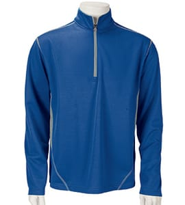 Paragon 302 - Adult Quarter-Zip Long Sleeve Pullover