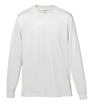 Augusta 788A - Adult Wicking Long Sleeve Tee