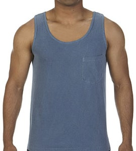 Comfort Colors 9330 - Adult Pocket Tank Top