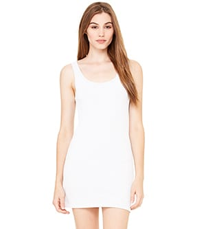Bella+Canvas B6012 - Women's Jersey Tank Dress
