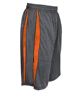 Badger BD4310 - Fusion Adult Short