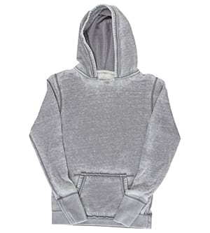 J. America J8912 - Ladies' Zen Fleece Pullover Hood