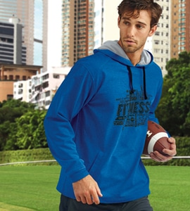 Paragon P300 - Adult Micro Fleece Pullover Hood