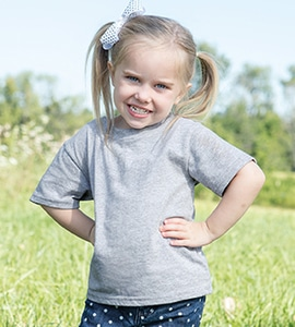 Hanes T120 - Toddler Tagless Tee