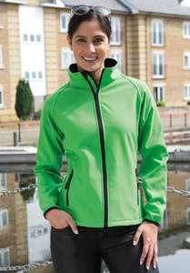 Result R231F - Core Ladies Printable Soft Shell