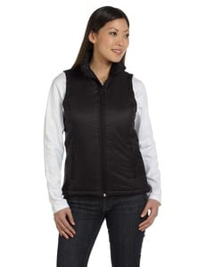 Harriton M795W - Ladies Essential Polyfill Vest
