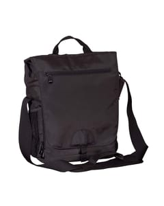 BAGedge BE043 - Vertical Messenger Tech Bag