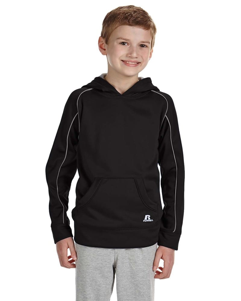 Russell Athletic 955EFB - Youth Tech Fleece Pullover Hood