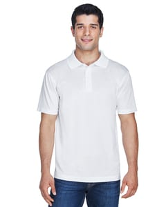 Harriton M315 - Mens 4 oz. Polytech Polo