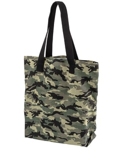 BAGedge BE066 - 12 oz. Canvas Print Tote