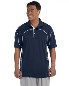Russell Athletic 434CFM - Mens Team Prestige Polo