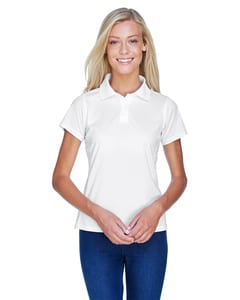 Harriton M315W - Ladies 4 oz. Polytech Polo