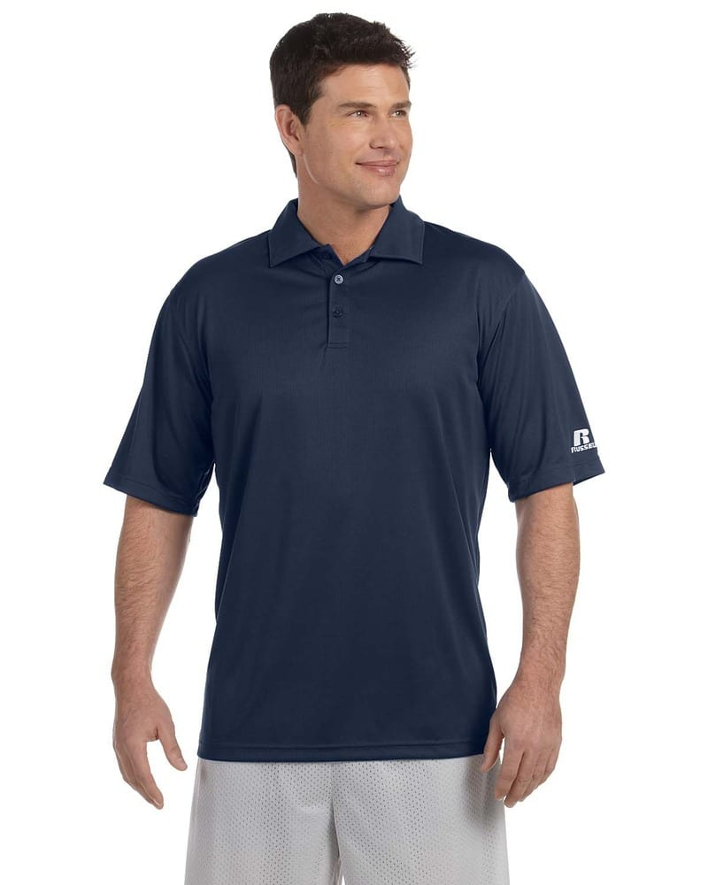 Russell Athletic 833GHM - Men's Team Essential Polo