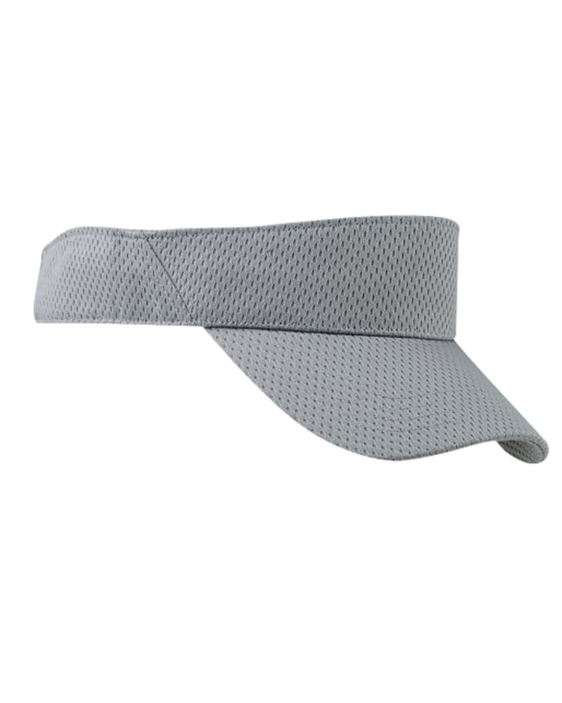 Big Accessories BX022 - Sport Visor with Mesh