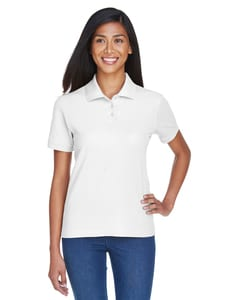 Devon & Jones D112W - Ladies Pima Piqué Short-Sleeve Polo