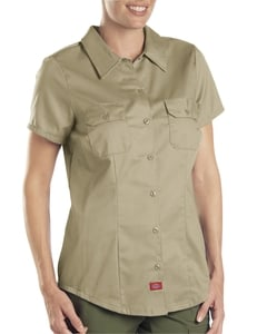 Dickies FS574 - 5.25 oz. Short-Sleeve Work Shirt