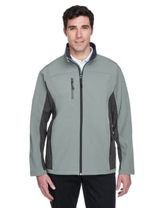 Devon & Jones D997 - Mens Soft Shell Colorblock Jacket