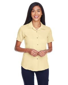 Harriton M570W - Ladies Bahama Cord Camp Shirt