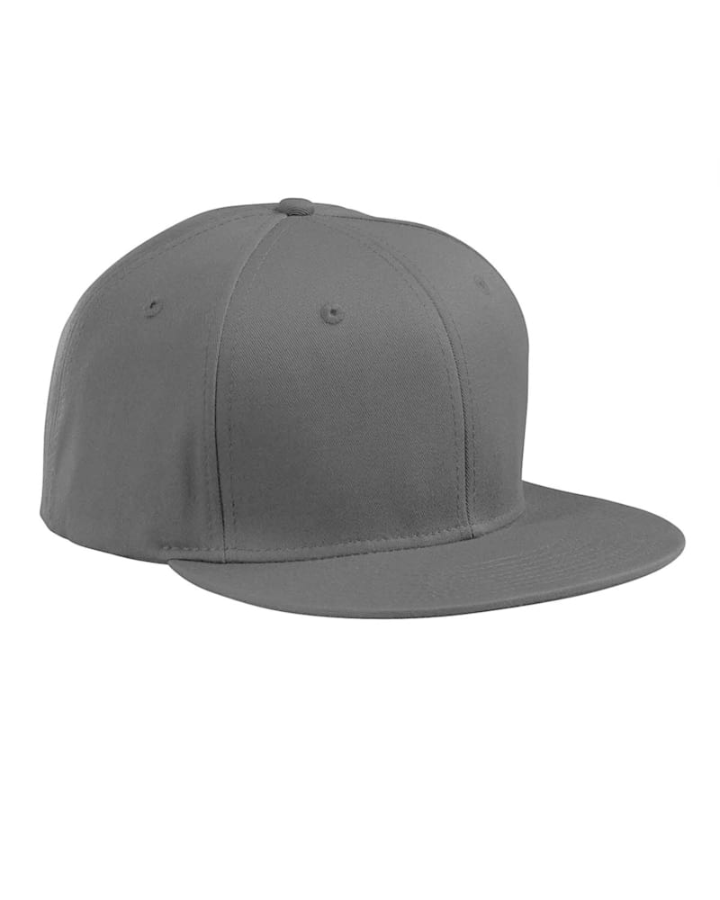 Big Accessories BA516 - Flat Bill Cap