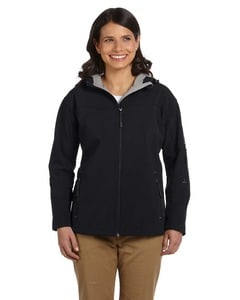 Devon & Jones D998W - Ladies Hooded Soft Shell Jacket