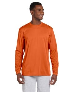 Harriton M320L - 4.2 oz. Athletic Sport Long-Sleeve T-Shirt