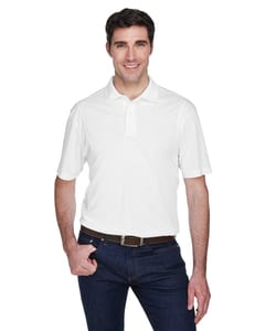 Harriton M354 - Mens Micro-Piqué Polo