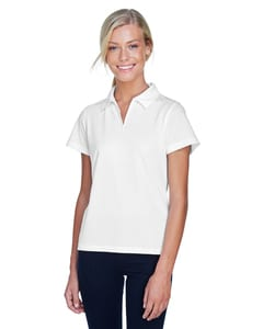 Harriton M353W - Ladies Double Mesh Sport Shirt
