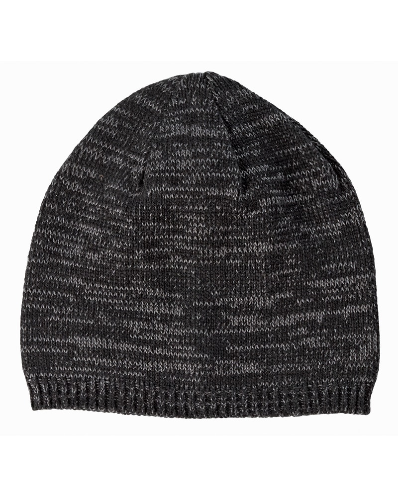 Big Accessories BA525 - Two-Tone Marled Beanie