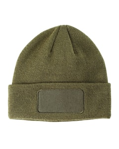 Big Accessories BA527 - Patch Beanie