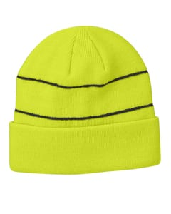 Big Accessories BA535 - Reflective Beanie