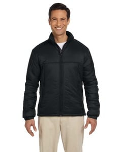Harriton M797 - Mens Essential Polyfill Jacket