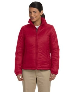 Harriton M797W - Ladies Essential Polyfill Jacket
