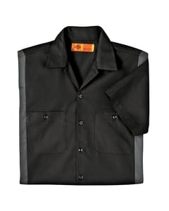 Dickies LS524 - Industrial Colorblock Shirt