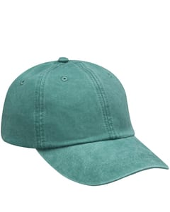 Adams AD969 - 6-Panel Low-Profile Washed Pigment-Dyed Cap