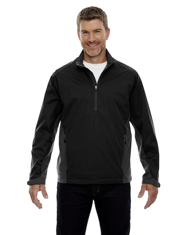 Ash City North End Sport Red 88656 - Men's Paragon Laminated Performance Stretch Wind Shirt