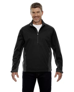 Ash City North End Sport Red 88656 - Mens Paragon Laminated Performance Stretch Wind Shirt