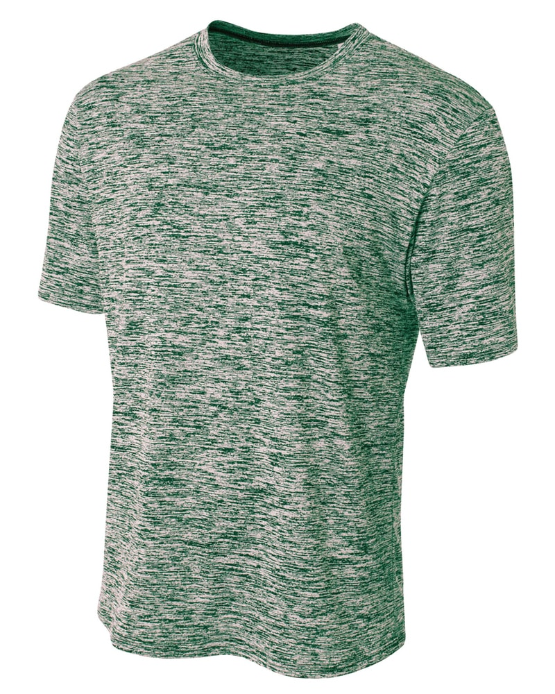 A4 N3296 - Men's Space Dye T-Shirt