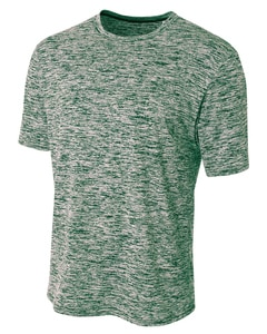 A4 N3296 - Mens Space Dye T-Shirt