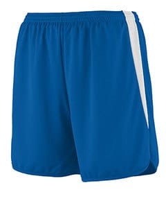 Augusta 345 - Adult Wicking Polyester Short