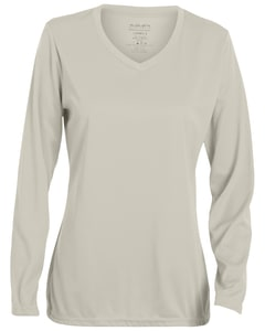 Augusta 1788 - Ladies Wicking Polyester Long-Sleeve Jersey
