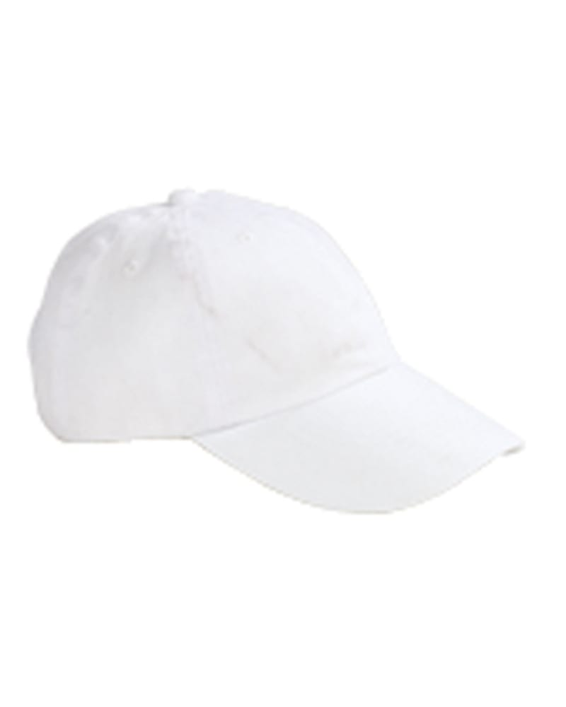 Big Accessories BX008 - 5-Panel Brushed Twill Unstructured Cap