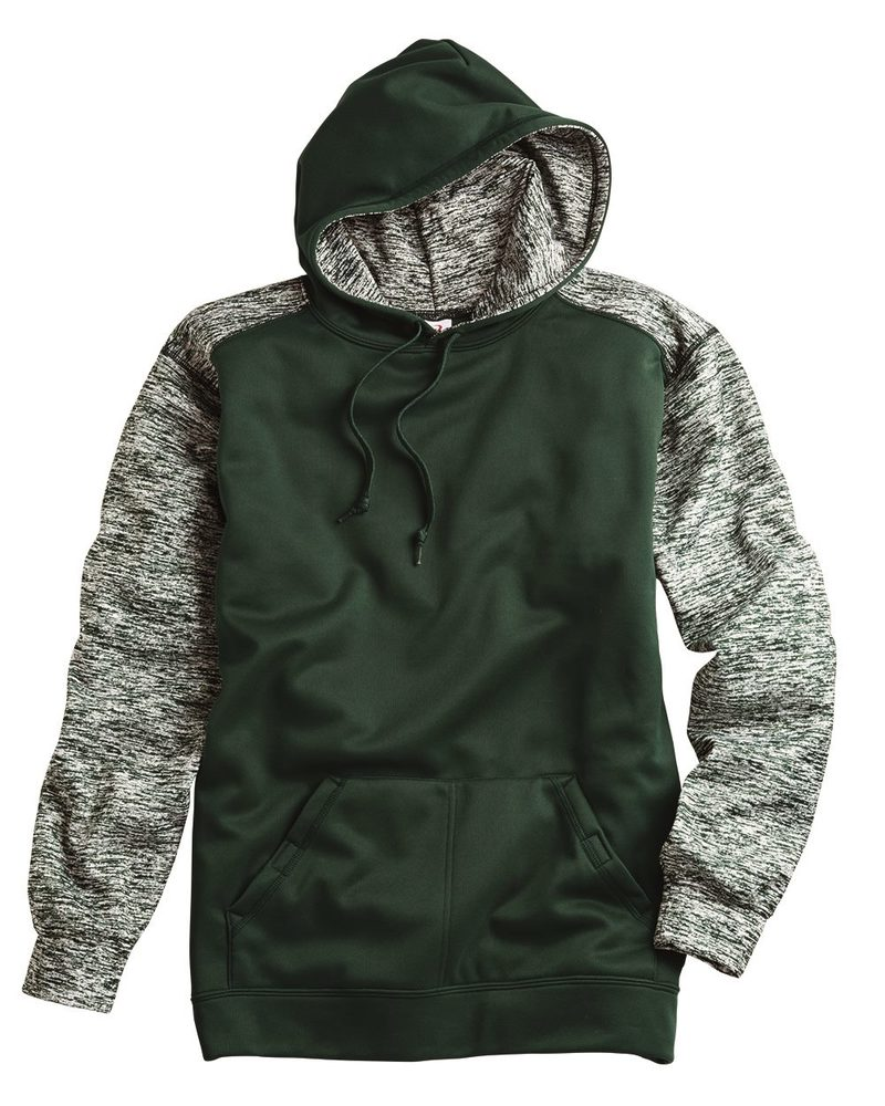 Badger 1462 - Blend Sport Performance Fleece Hooded Sweatshirt